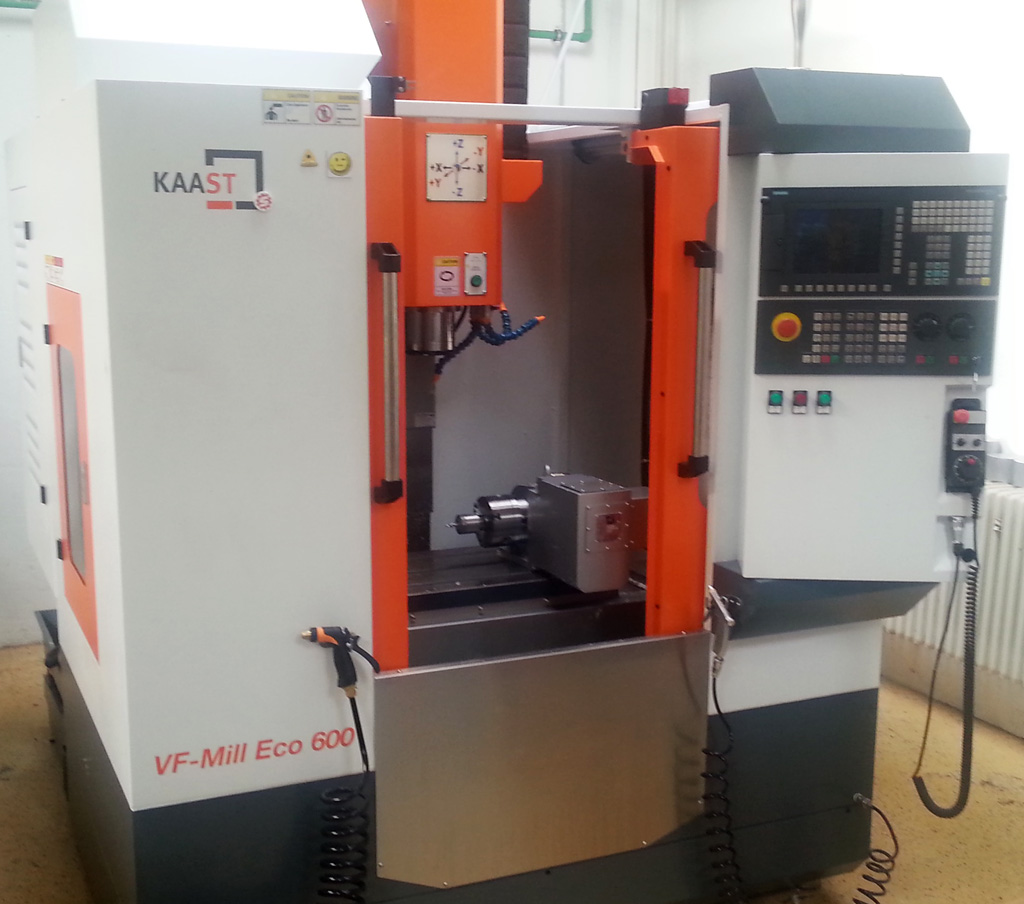 KAAST VF-Mill ECO 600